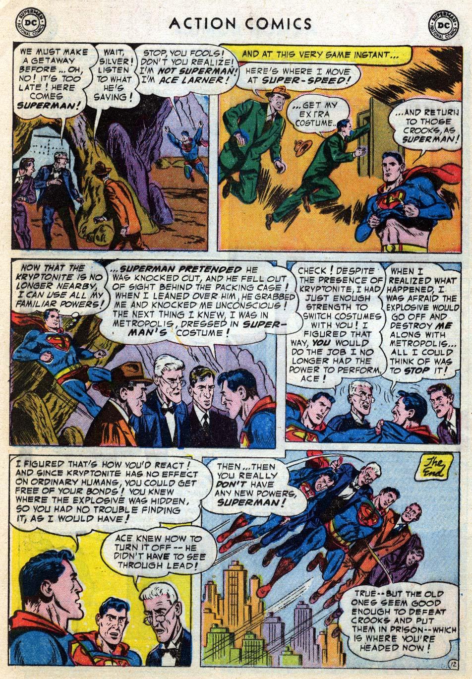 Action Comics (1938) 187 Page 13