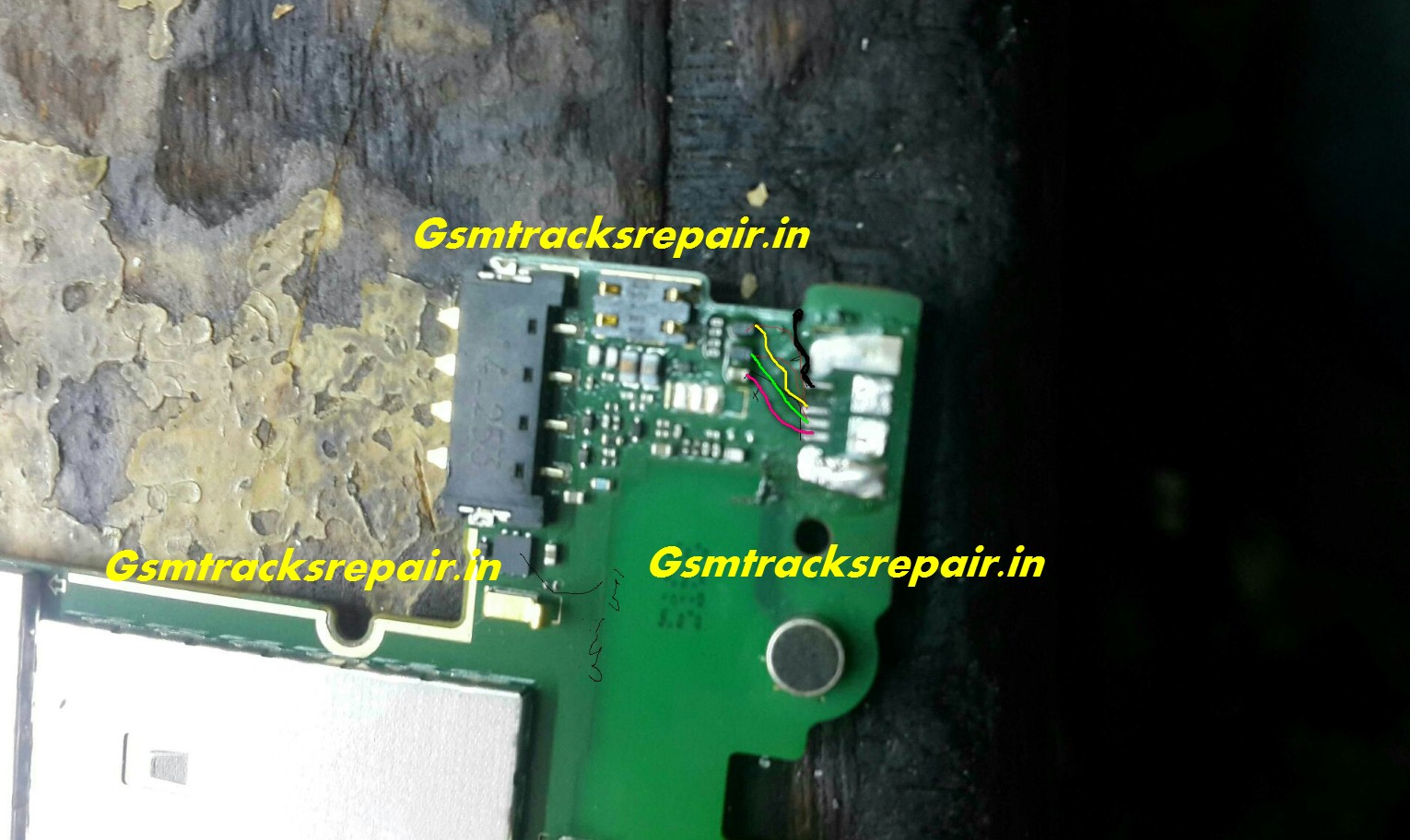 Workaround, For Huawei G730-U10 Charging Connecter now working  problems,here in no work around method, howerver you can try using Charging  point move it all ...