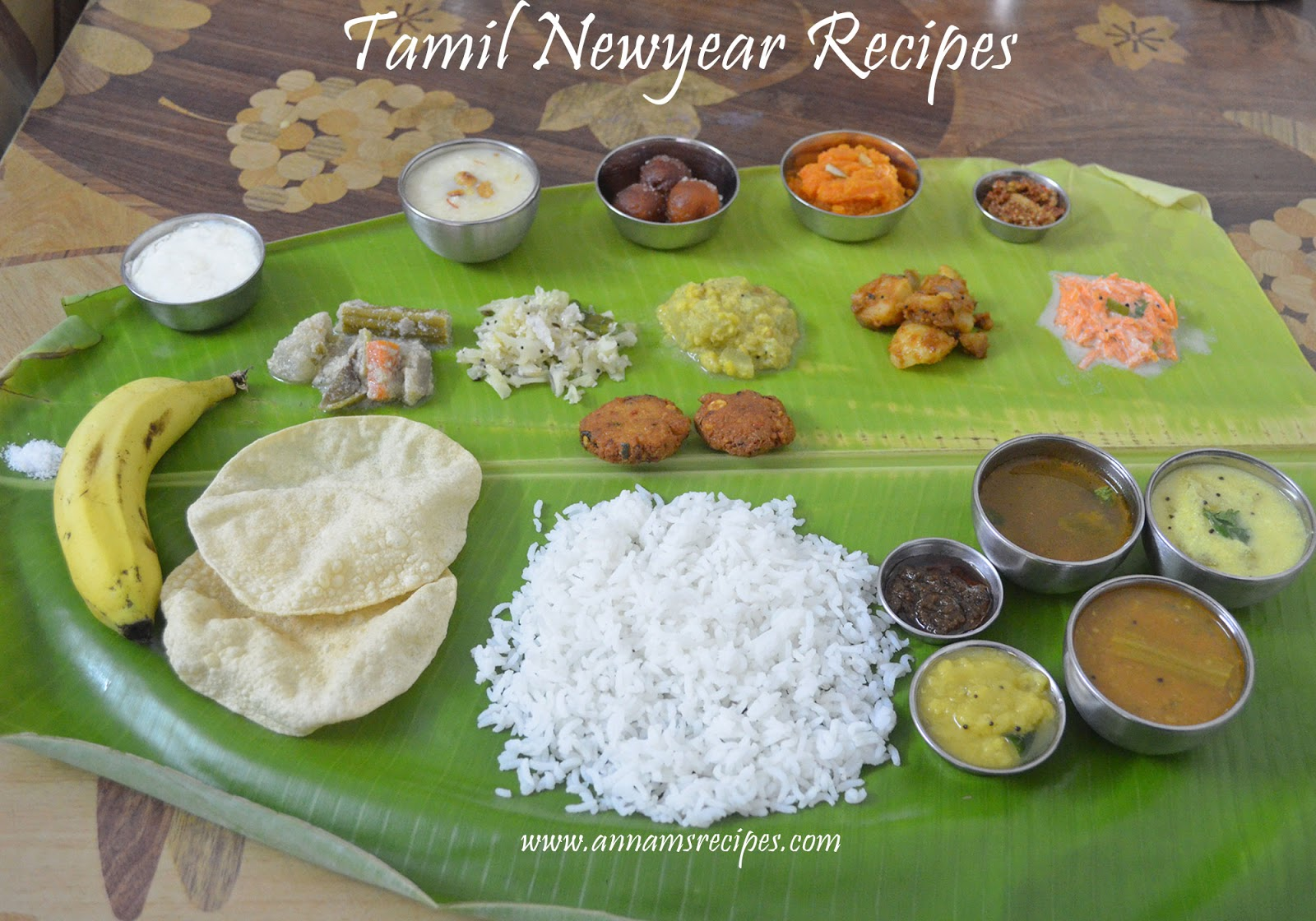 Annams recipes tamil new year recipes forumfinder Images