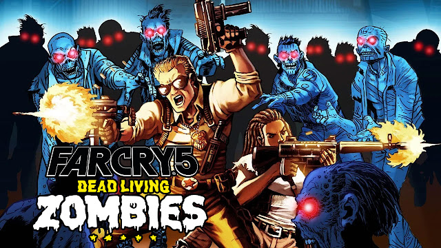 Tải Game Far Cry 5 - Dead Living Zombies ( Far Cry 5 - Dead Living Zombies Free Download )