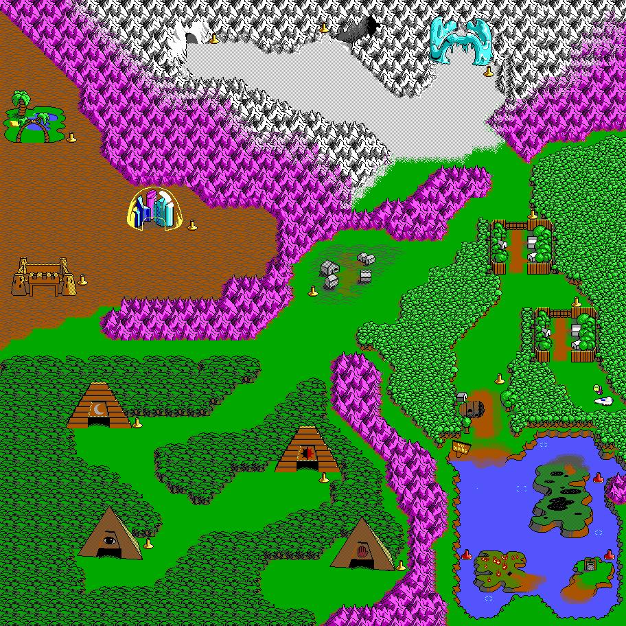 Commander Keen Maps \\\ Abandoned DOS Games
