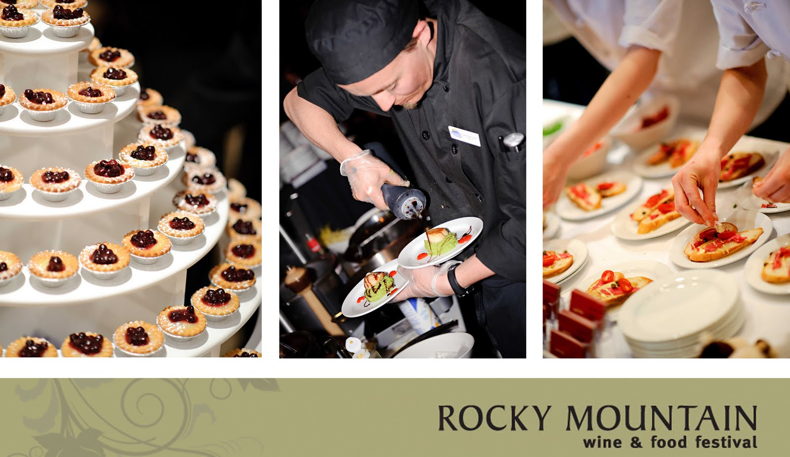 Rocky Mountain Wine And Food Festival