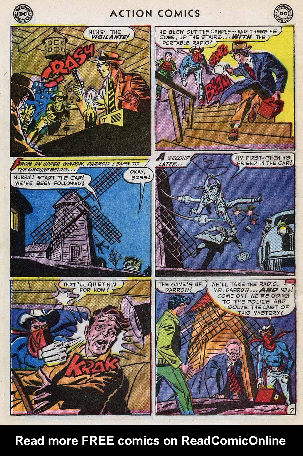 Read online Action Comics (1938) comic -  Issue #196 - 40