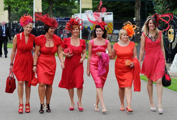 Nick Verreos Royal Couture Royal Ascot Queen Elizabeth Ii