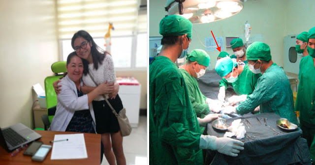 Girl Meets Her Surgeon Who Saves Her Life/Inspire Pinas