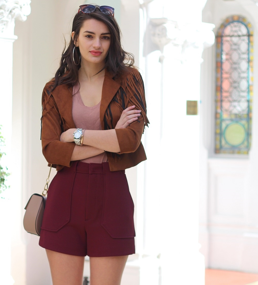 peexo blogger spring style