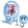 Disney's Frozen Karaoke Machine with Bonus FREE CD-G Songs from the HIT MOVIE FROZEN! - Color and Style May Vary