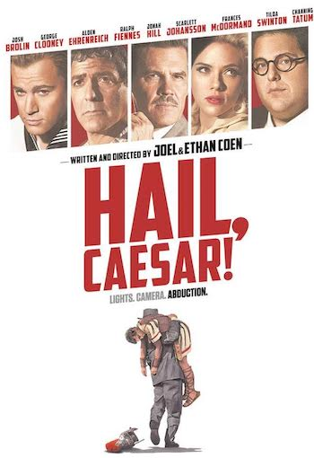 Hail Caesar 2016 Dual Audio Hindi 300mb Movie Download