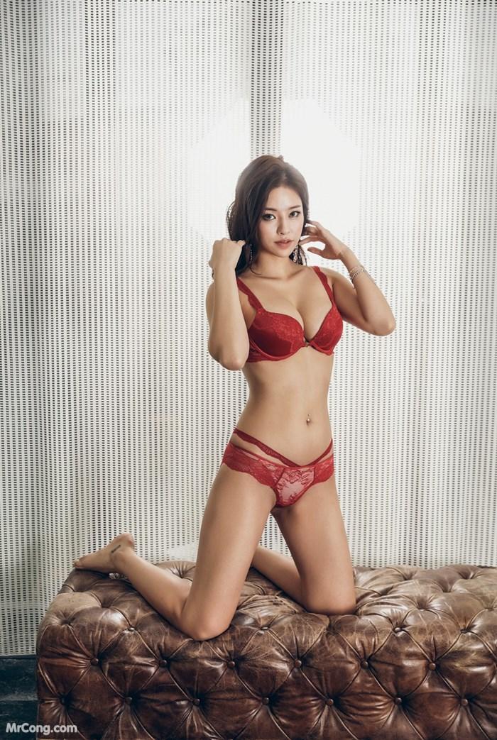 Image Korean-Model-Kwon-Soo-Jung-MrCong.com-003 in post Người đẹp Kwon Soo Jung trong bộ ảnh nội y tháng 10/2017 (195 ảnh)