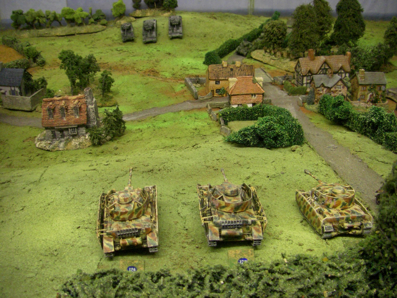 Not Just Old School Wargaming Old School World War Two