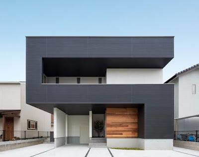 แบบบ้านสีดำ