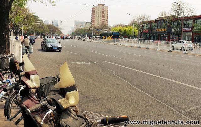 Calles-avenidas-Pekin