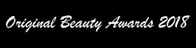 Original Beauty Awards 2018 - Catégorie Visage