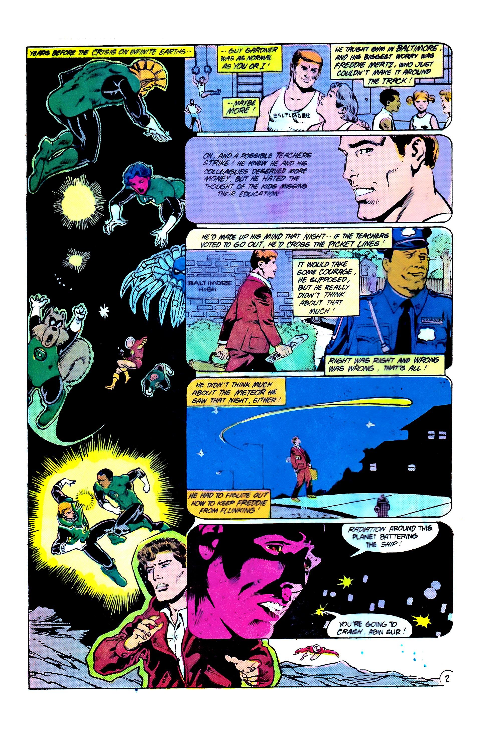 Read online Secret Origins (1986) comic -  Issue #7 - 4