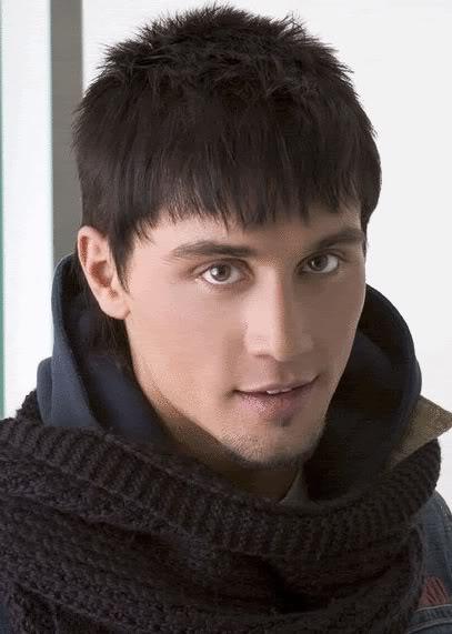 Modern Long Mullet Hairstyles for Men from Dima Bilan ...