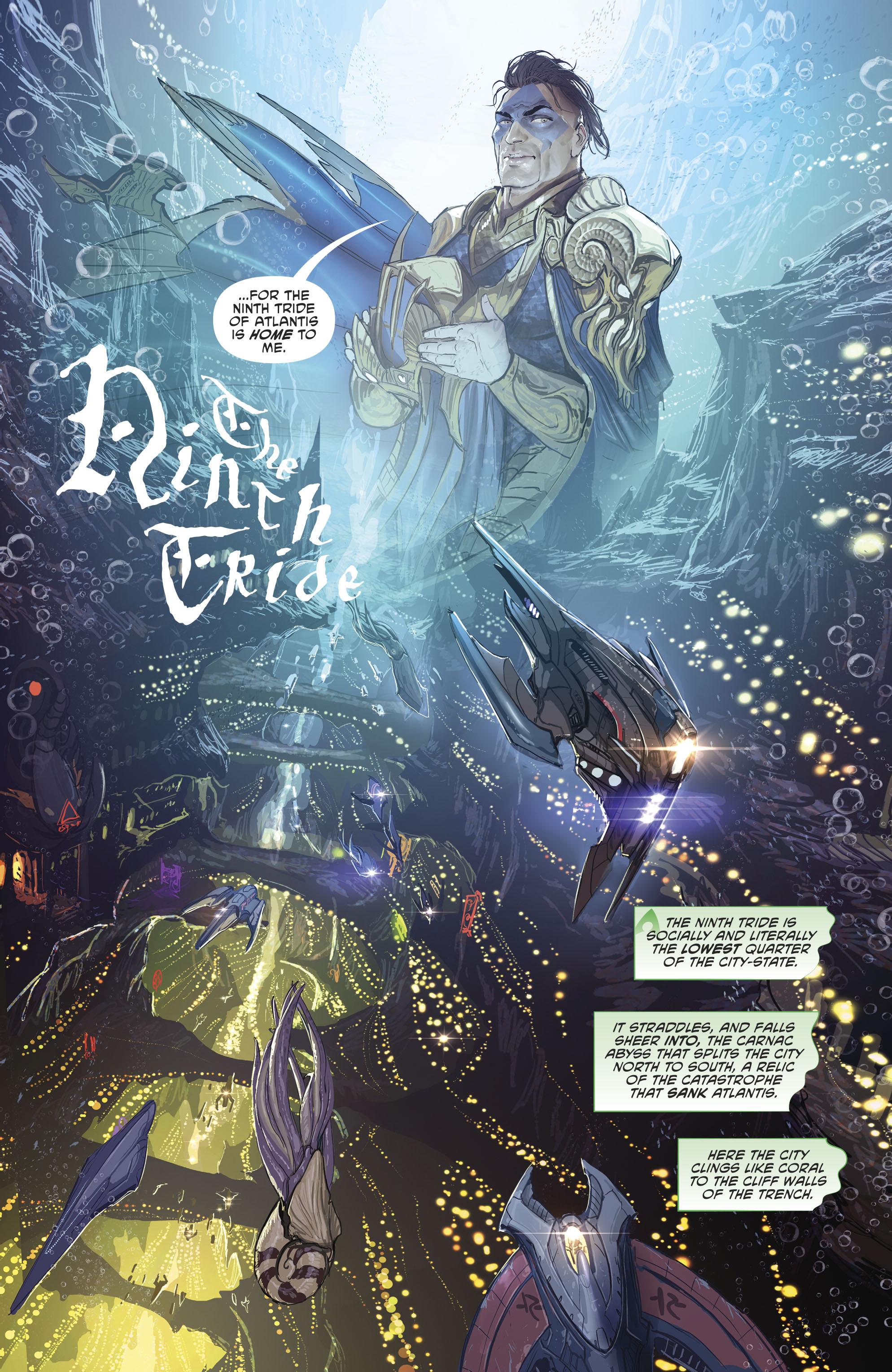 Read online Aquaman (2016) comic -  Issue #25 - 7