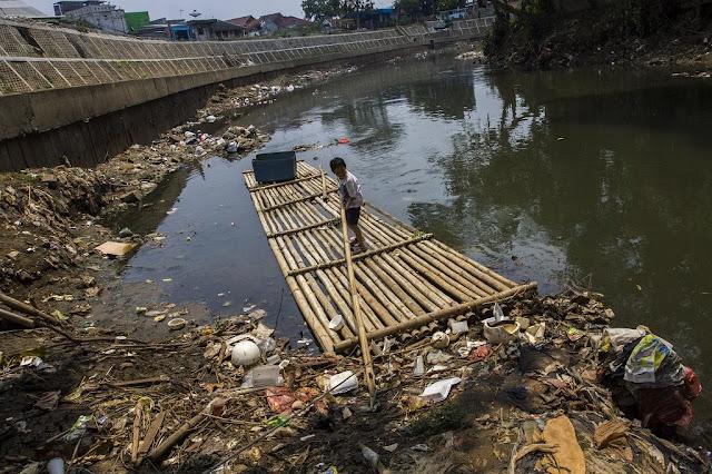 6 Dampak Pencemaran Air Bagi Kehidupan