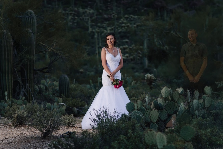 A Woman Published Pictures Of Her Wedding That Never Happened, And It's Heart-Breaking