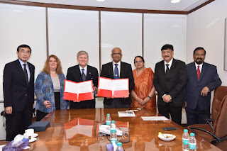 Manipal University signs MoU with Boston University