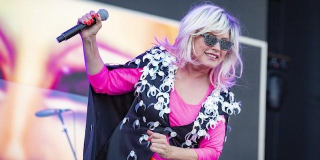 Blondie se presentará con todos sus éxitos por primera vez en Concepción [video]