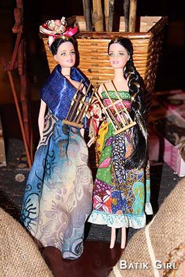 Batik Girl, Boneka Barbie Dari Indonesia