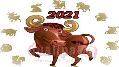 Ramalan shio di tahun 2021