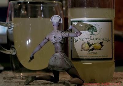 Bad Brambacher Garten-Limonade Zitrone - лимонад