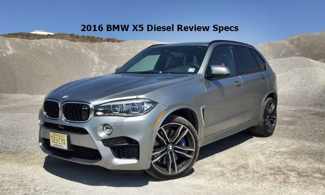 2016 Bmw X5 Diesel Review Specs Auto Bmw Review