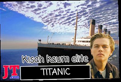 Kapal titanic karam