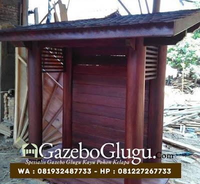 Gazebo Desain Modern