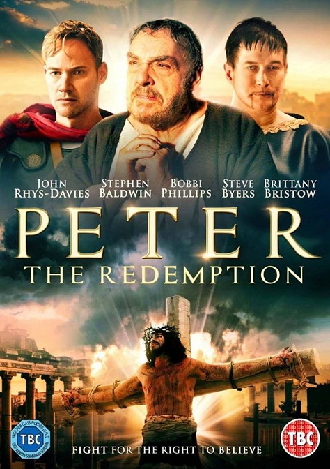 The Apostle Peter: Redemption [2016] [DVDR] [NTSC] [Custom HD] [Latino]