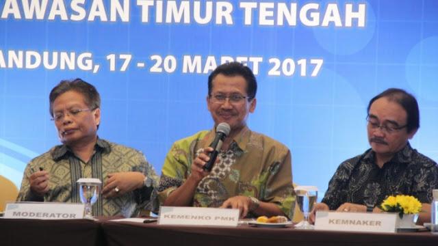 Deputi Bidang Koordinasi Perlindungan Perempuan dan Anak Kemenko PMK RI Sujatmiko