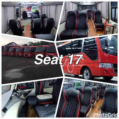 Bus Pariwisata Bandung