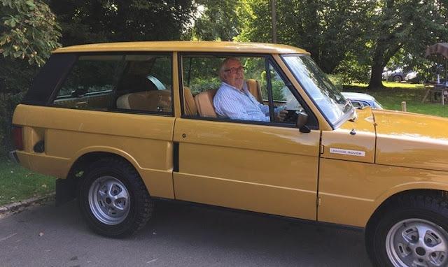 """Artigo:  Range Rover de 1978: guiámos o """"Reborn"""" Classic que custa 122 mil euros"""