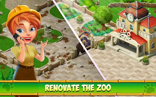 Family Zoo: The Story Apk Mod v1.4.6 Unlocked Area Free for android