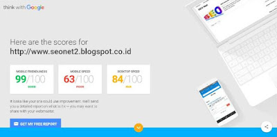 Cara Terbaru Tes Speed Dan Mobile Friendly Google