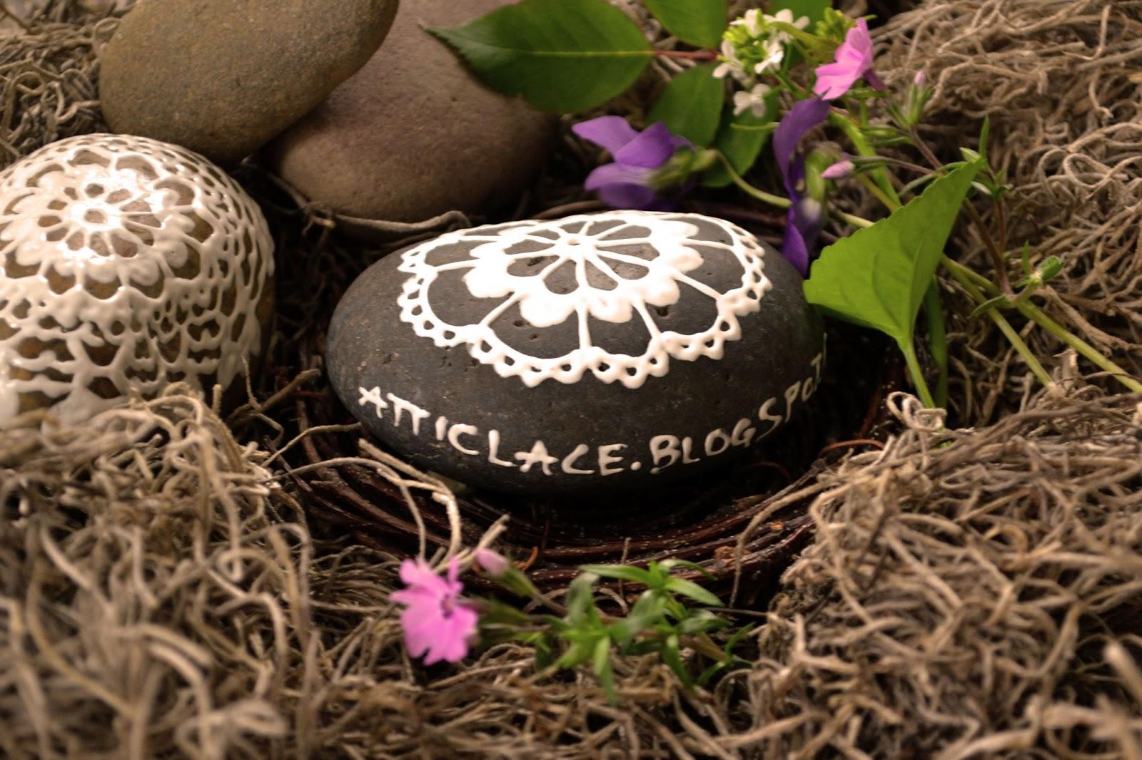 Attic Lace Project Pebble