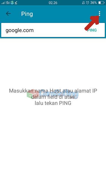 Ping Tools Pro Telkomsel Semoga Stabil 3
