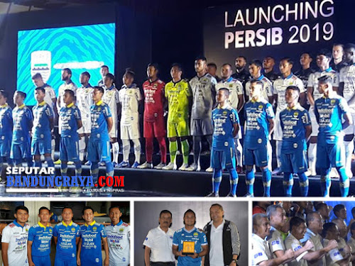 Launching Jersey Persib 2019