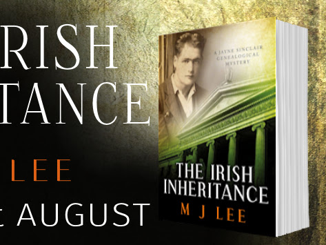 REVIEW - The Irish Inheritance by M J Lee