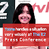 Yoona handles a situation very wisely at The K2 Press Conference