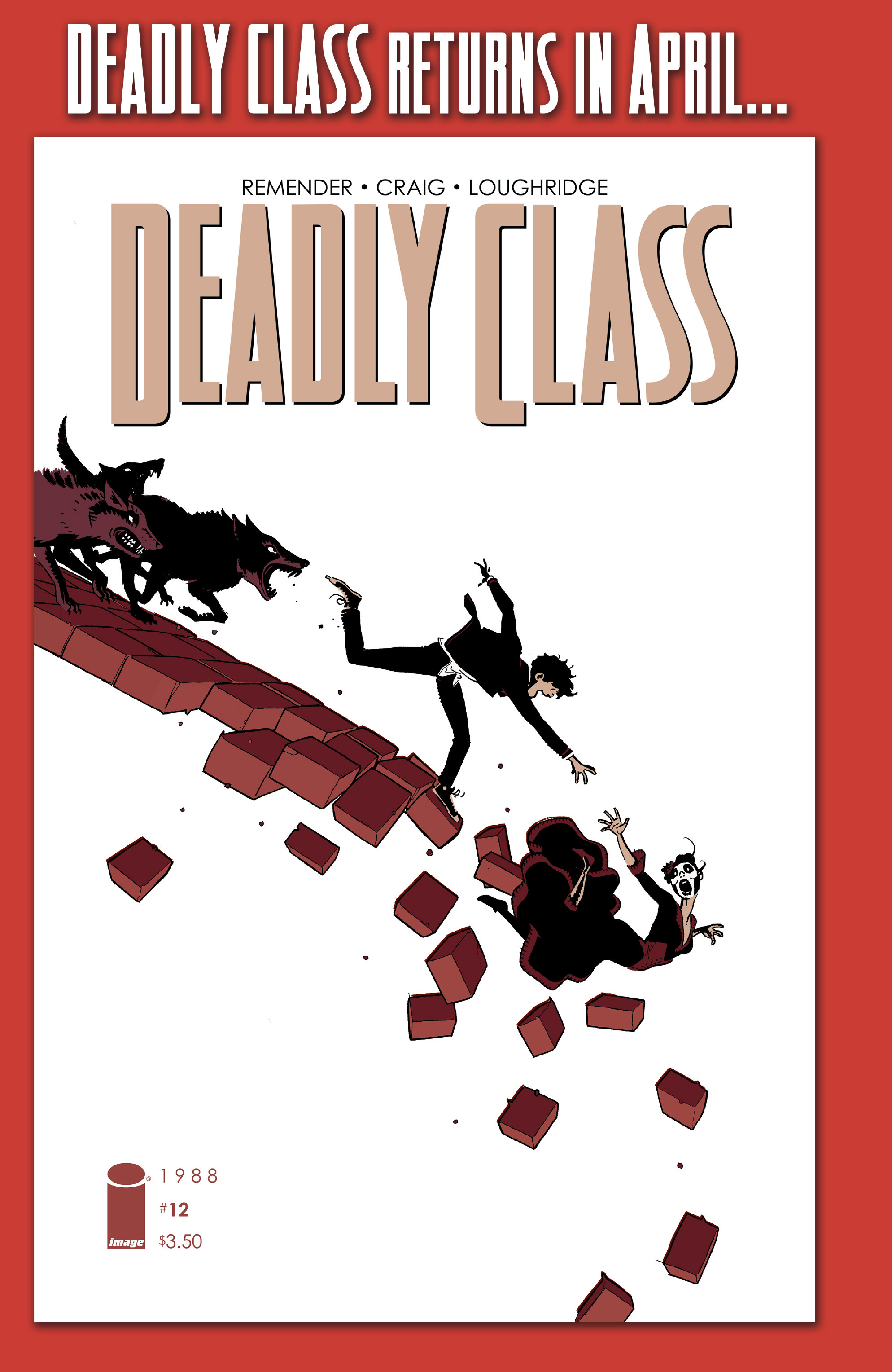 Read online Deadly Class comic -  Issue #11 - 28