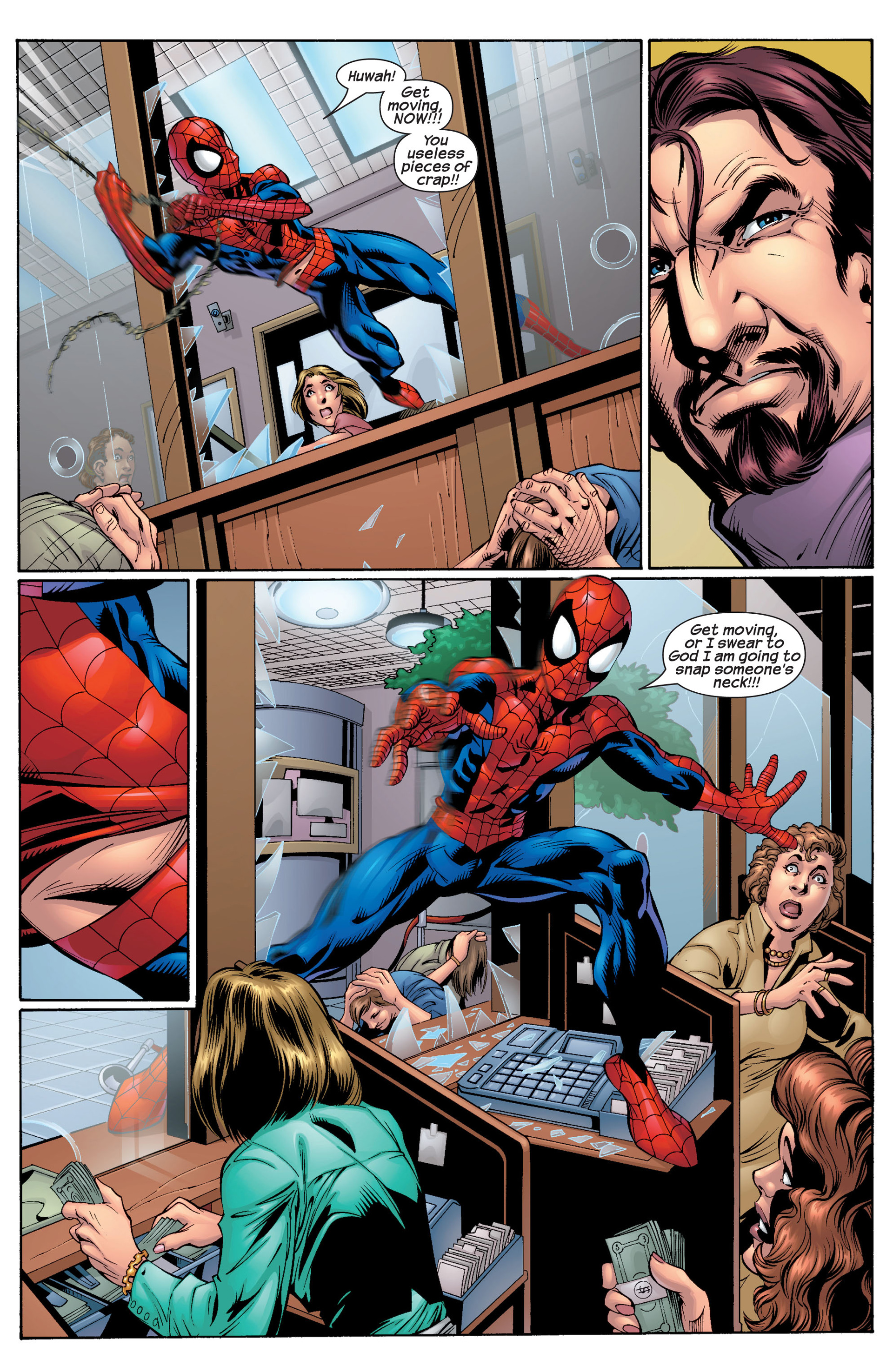Read online Ultimate Spider-Man (2000) comic -  Issue #29 - 7