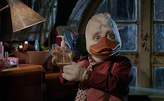 Howard the Duck the ovie steve gerber