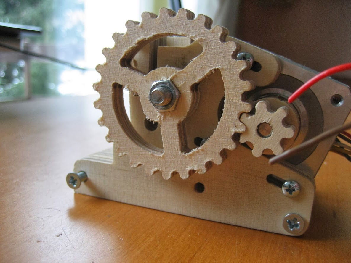 Diy 3d Printing Byq 3d Printer And Extruder Made From Plywood By