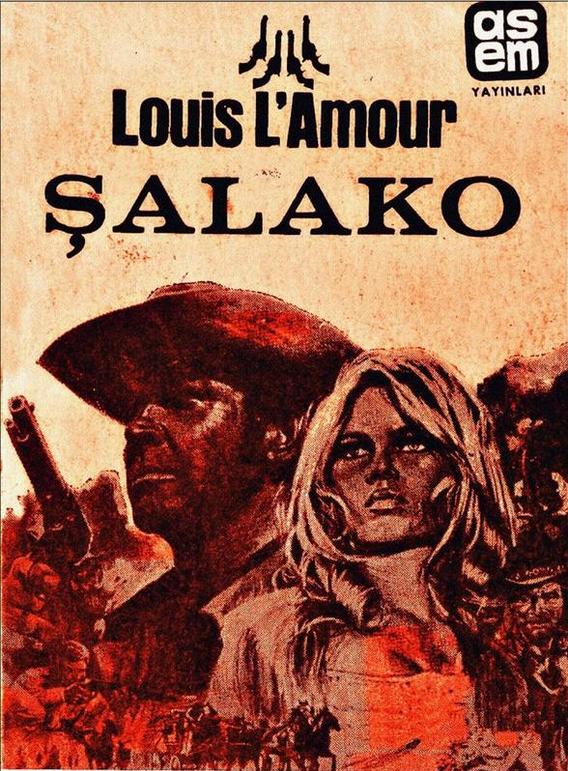 Louis L'Amour – Şalako PDF e kitap indir