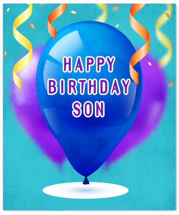 140+ Birthday Wishes For Son