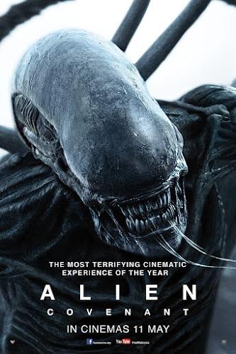 ตัวอย่างหนังใหม่ : Alien: Covenant (เอเลี่ยน: โคเวแนนท์) ซับไทย poster3