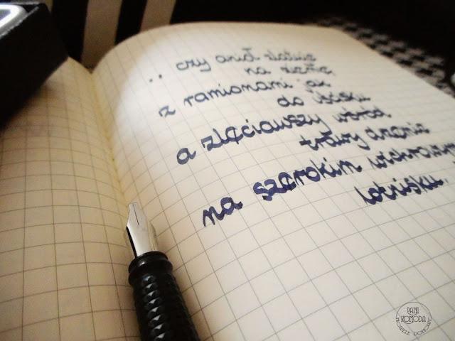 tusz kaligrafia