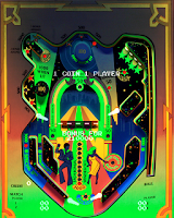 Captura de pantalla de Atari Video Pinball Arcade